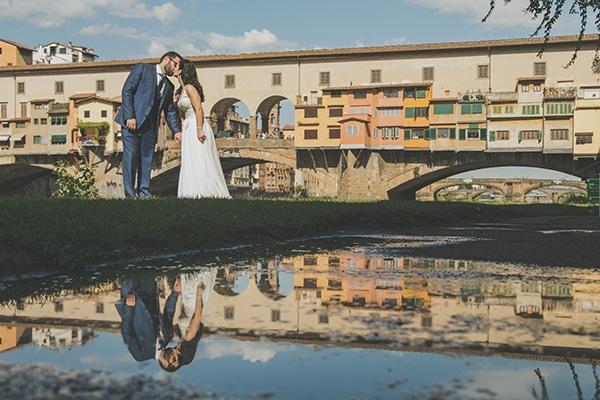 Ρομαντικος destination γαμος στην Ιταλια
