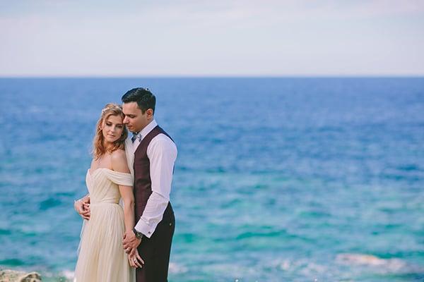 Ρουστικ ομορφος γαμος στην Ευβοια | Μαργαριτα & Pavel