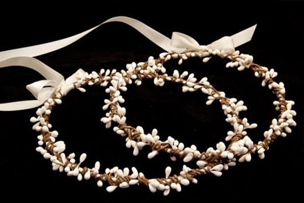 Ξεχωρίστε με τα στέφανα του γάμου σας | Ioulia Stefana