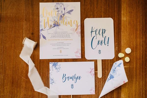 Μοντερνα προσκλητηρια γαμου