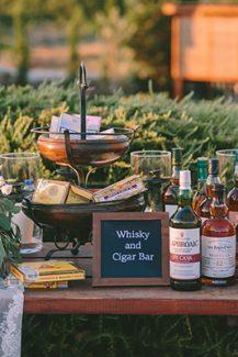 Whisky and Cigar Bar