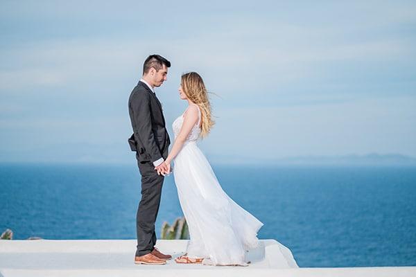 Καλοκαιρινός όμορφος γάμος στη Σίφνο | Έλενα & Πέτρος
