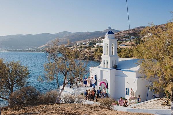 Εκκλησία του Σταυρού στην Τήνο