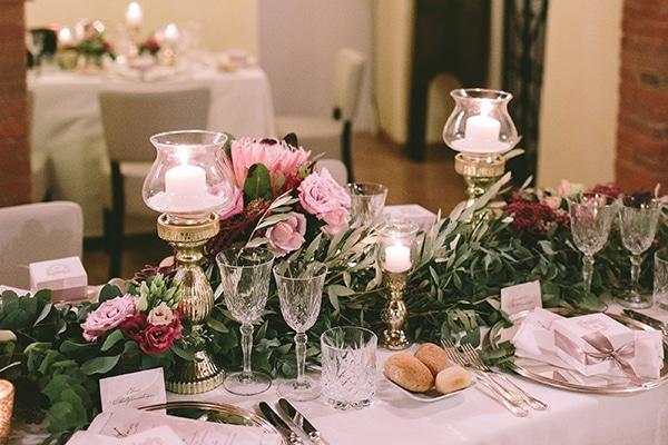 Ομορφες ιδεες διακοσμησης για γαμο