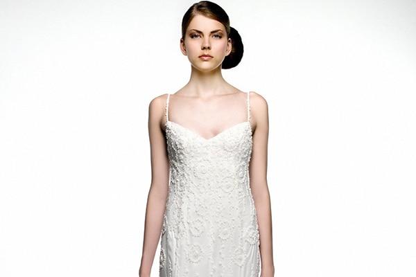 Ομορφα νυφικα φορεματα   Samantha Sotos