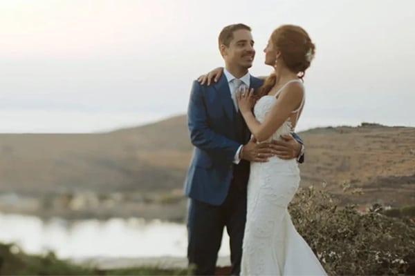 Όμορφο βίντεο γάμου στην Κέα | Δήμητρα & Κλεισθένης
