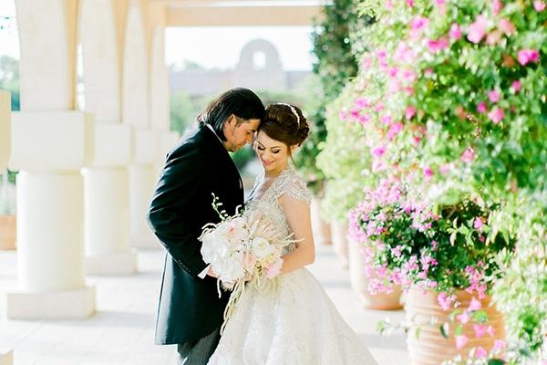 Παραμυθενιος γαμος στην Παφο | Κριστια & Νικοδημος