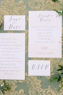 Μποέμ προσκλητήρια γάμου