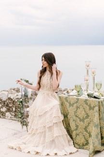 Atelier Zolotas – Delphis wedding dress