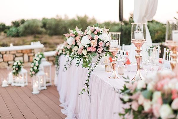 Ονειρικες ιδεες για την διακοσμηση του γαμου σας