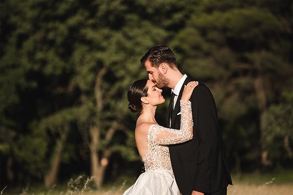 Elegant chic γάμος στο Μουσείο Οίνου | Νίκη & Νίκος
