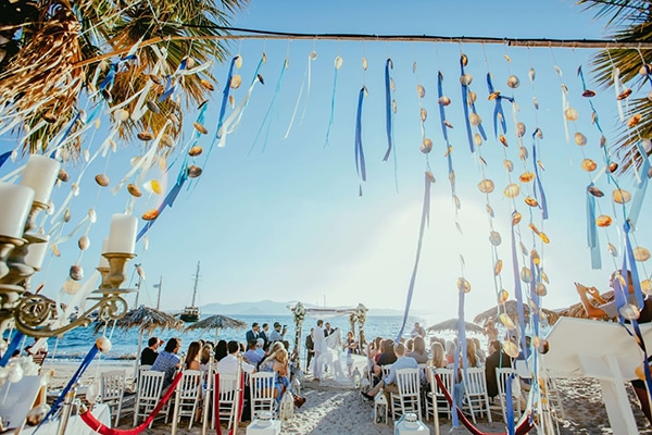 Why having  a beach wedding is so much fun