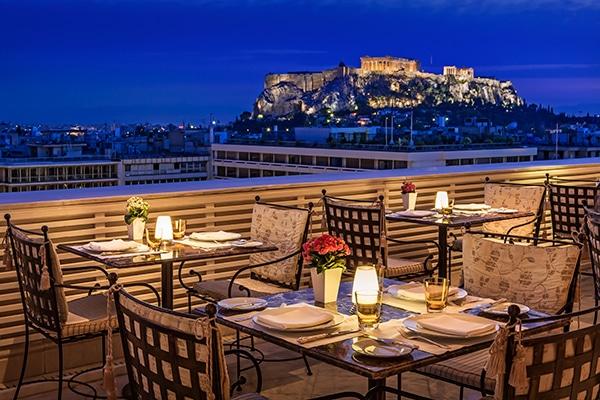 Απολαυστε ενα αξεχαστο honeymoon στο King George Hotel
