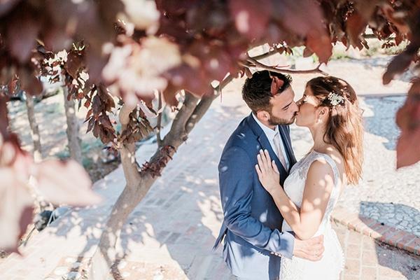 Υπέροχος καλοκαιρινός γάμος στη Χίο | Ειρήνη & Γιώργος