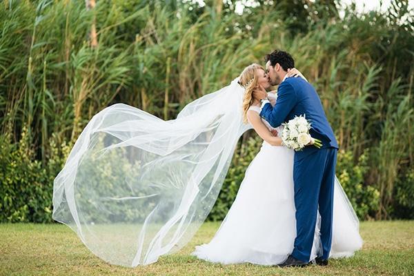 Όμορφος κομψός γάμος στην Αθήνα