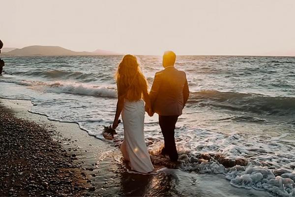 Πανεμορφο βιντεο γαμου στη Ροδο | Χριστινα & Τακης