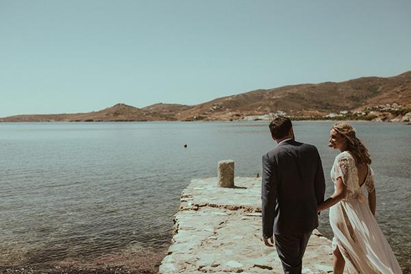 Όμορφος γάμος στην Τήνο