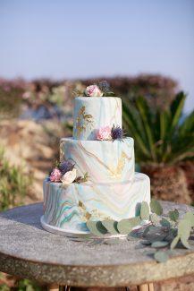 Ονειρική τούρτα γάμου