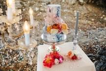 Τουρτα γαμου για εναν elegant γαμο