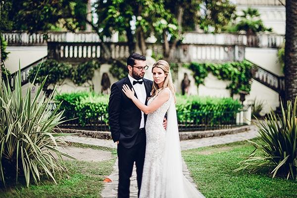 Elegant chic γάμος στην Κέρκυρα | Δώρα & Γιώργος