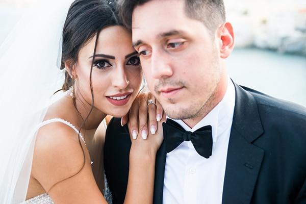 Υπέροχος φθινοπωρινός γάμος στη Σύρο | Αντωνία & Δημήτρης