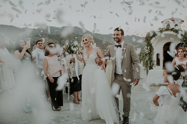 Πανεμορφος rustic γαμος στην Κυπρο | Αντρη & Αντωνης