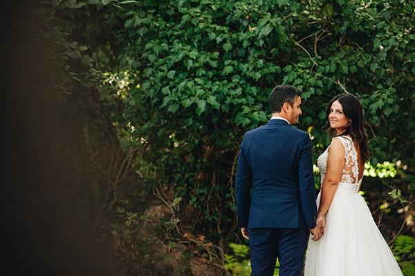 Υπέροχος καλοκαιρινός γάμος | Ιωάννα & Γιάννης