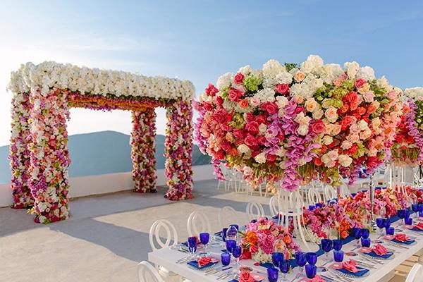 Πως να επιλεξετε τα χρωματα του γαμου σας