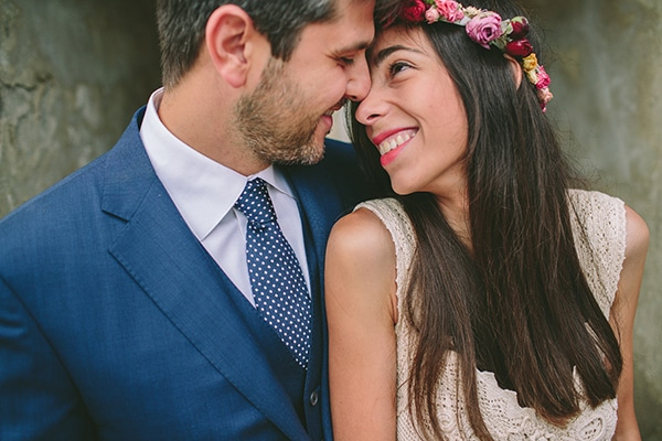 The dreamiest wedding in Siena | Rosina & Nikos