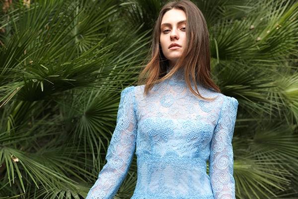 Μοναδικα φορεματα για κουμπαρες | Costarellos Pre Fall Collection