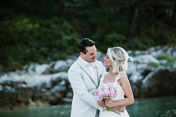 Όμορφος γάμος στη Θάσο