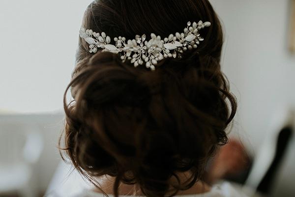 Αξεσουαρ νυφης για τα μαλλια