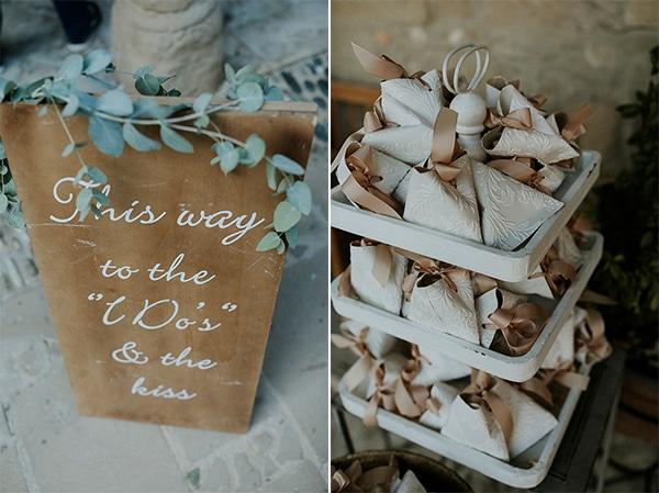 Ξυλινη πινακιδα γαμου