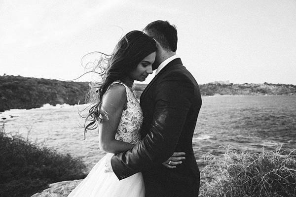 Φθινοπωρινός ρομαντικός γάμος στην Κύπρο | Δέσποινα & Μάριος
