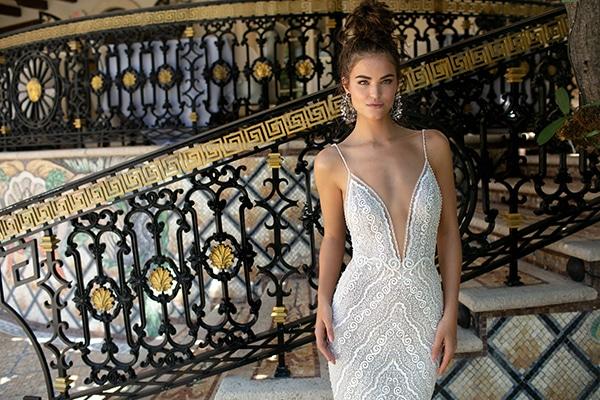 Πανεμορφα νυφικα φορεματα απο BERTA | BERTA MIAMI S/S 2019