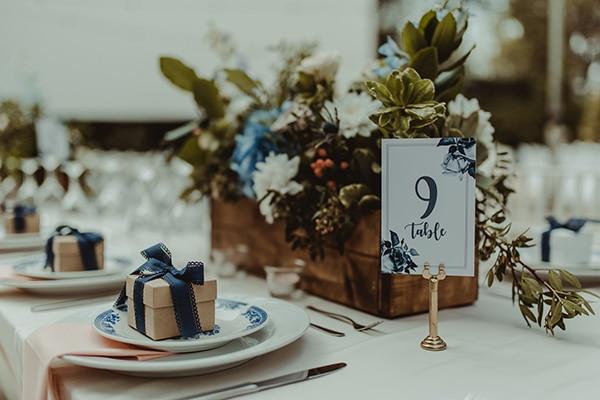 Ιδεες για εναν υπεροχο φθινοπωρινο γαμο