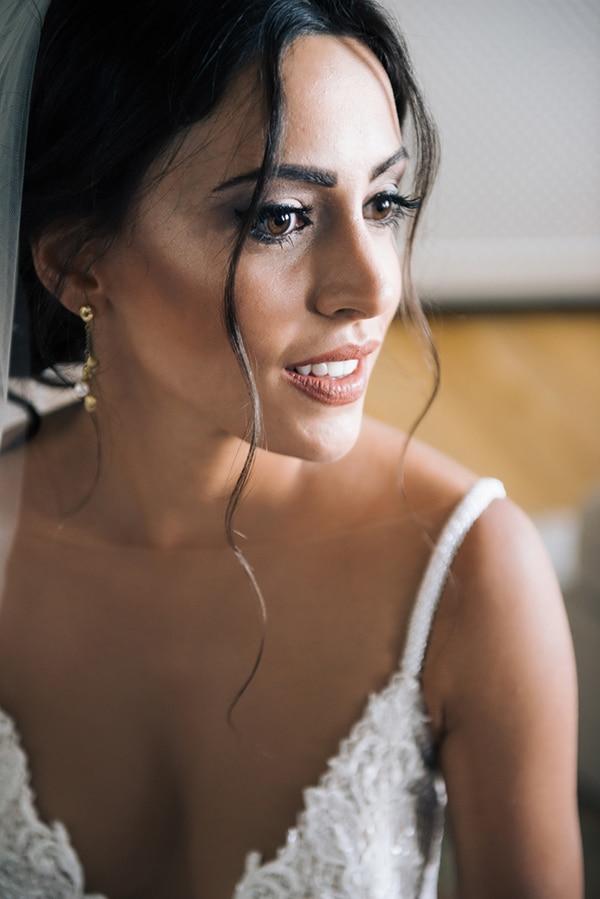 Μακιγιαζ για μελαχροινη νυφη