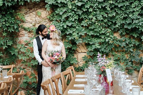 Υπεροχος καλοκαιρινος γαμος με garden στυλ | Εμμανουελα & Αλεξης