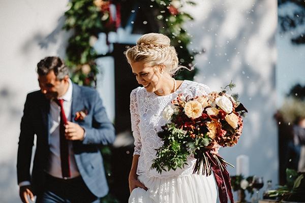 Πως να προσθεσετε χρωμα στο γαμο σας