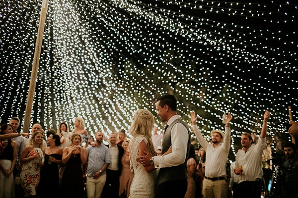 Lovely ideas with string lights