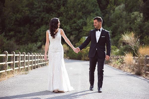 Πανέμορφος καλοκαιρινός γάμος | Ελευθερία & Αποστόλης