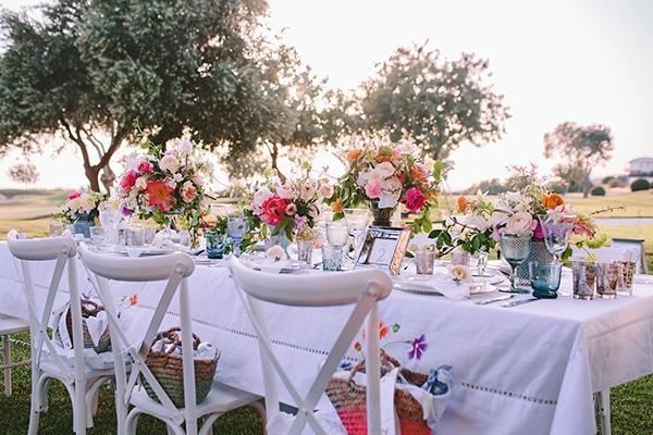 Top trend για τη διακοσμηση του γαμου σου – Cluster Centerpieces
