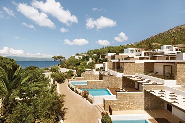 Αξεχαστο honeymoon σε μια ονειρικη τοποθεσια | Wyndham & Ramada Loutraki Poseidon Resort