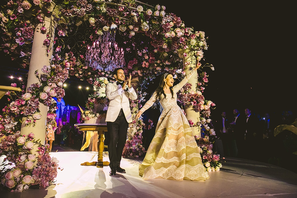 The most amazing wedding of the year
