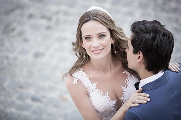 Όμορφος ρομαντικός γάμος στην Κέρκυρα | Λαμπρινή & Θώμας