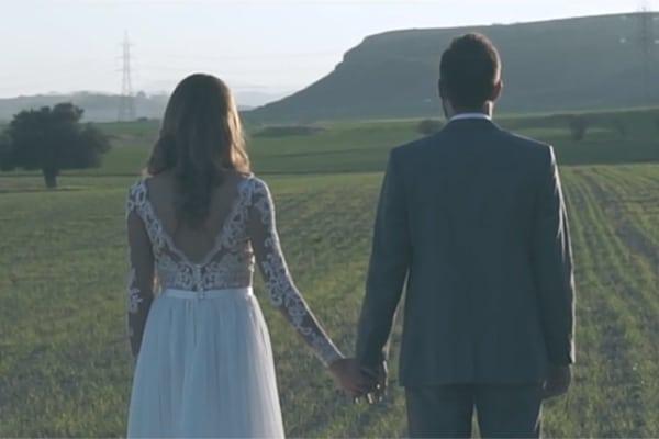 Ομορφο βιντεο ενος ρομαντικου γαμου | Ελλη & Κυριακος
