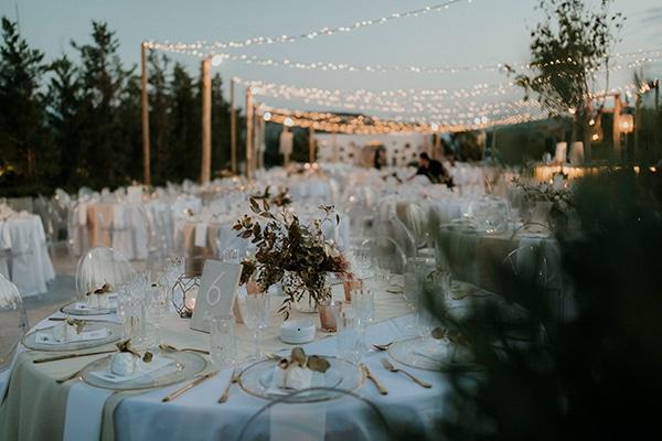 Ιδεες διακοσμησης για εναν αξεχαστο chic γαμο