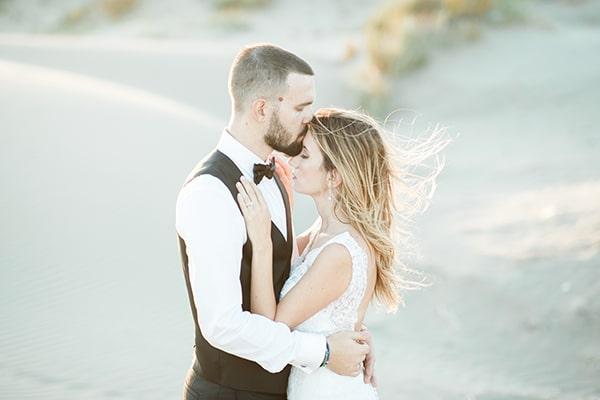 Ρομαντικός γάμος με παστέλ αποχρώσεις | Άντρια & Νικόλας