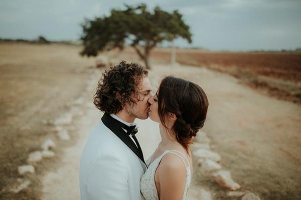 Chic ανοιξιάτικος γάμος με έντονες αποχρώσεις | Ελένη & Σταύρος