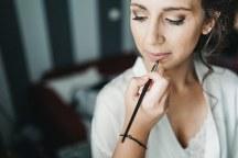 Νυφικο μακιγιαζ ιδανικο για μια ρομαντικη νυφη